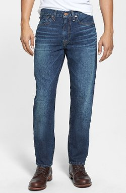 Lucky Brand  - 121 Heritage Straight Leg Jeans
