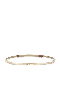 BCBGmaxazria - Chain-Front Waist Belt
