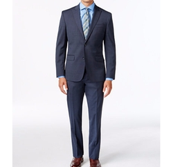 Kenneth Cole New York - Textured Travel Suit