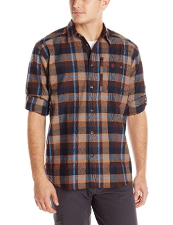 Fjallraven - Water Repellent Plaid Shirt