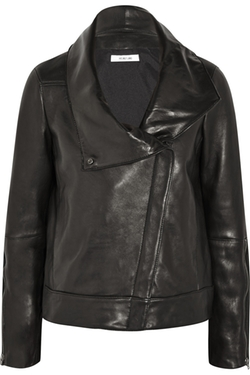 Helmut Lang - Leather Biker Jacket