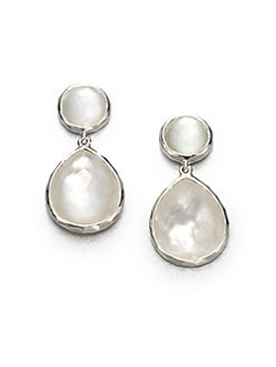 Ippolita  - Wonderland Mother-Of-Pearl Earrings