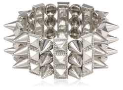 Nico New York - Punk Spike Stretch Bracelet