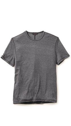John Varvatos Star USA  - Flatlock T-Shirt