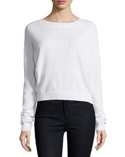 Vince   - Crewneck Cashmere Pullover Sweater