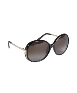 Fendi  - Acrylic Oversized Round Sunglasses