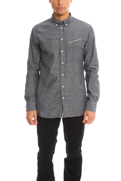 Officine Generale - Chambray Button Down