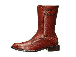 Johnston & Murphy - Lyla Double Buckle Boots
