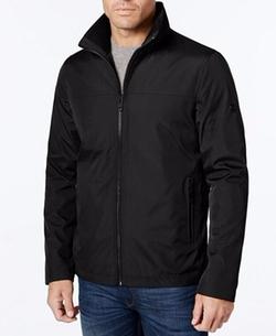 Calvin Klein - Lightweight Full-Zip Stand-Collar Jacket