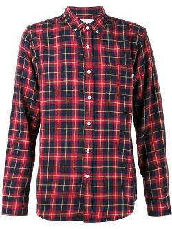 Obey  - Plaid Shirt
