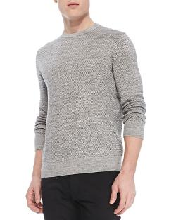 Theory   - Riland X Sweater in Palomer