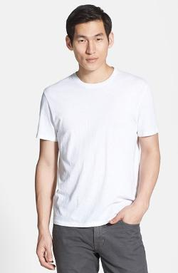 Vince - Slubbed Cotton T-Shirt
