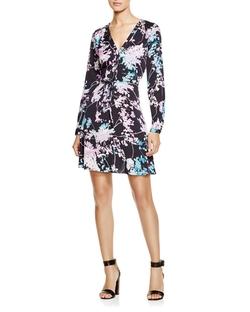 Diane von Furstenberg - Freya Floral Drawstring Dress