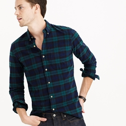 J. Crew - Tall Vintage Oxford Shirt