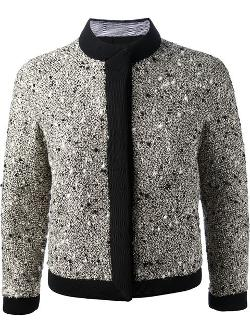 Giambattista Valli - embellished tweed jacket