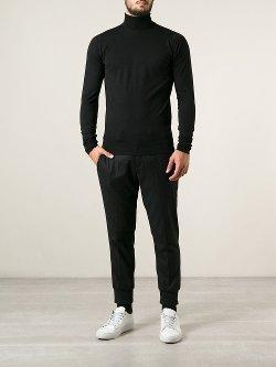 John Smedley  - Turtle Neck Jumper Sweater