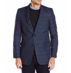 Tommy Hilfiger - Plaid Windowpane Sport Coat