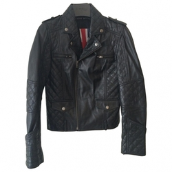 Scarlett Roos - Leather Biker Jacket
