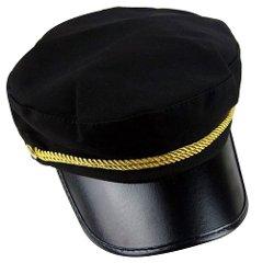 Simplicity  - Steam Punk Military Cap