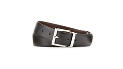 Prada - Vitello Luxe Reversible Belt