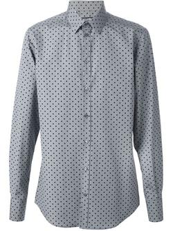Dolce & Gabbana - Polka Dot Print Shirt
