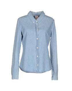 (+) People - Denim Shirt