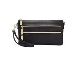 Style&Co. - Mini Convertible Wristlet Crossbody Bag