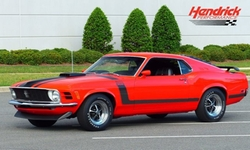 Ford - 1970 Mustang Boss 32 Coupe