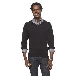 Merona - Merino Wool V-Neck Sweater