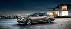 Mercedes-Benz - CLS-Class Coupe