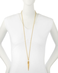 Maiyet Poison  - Dart Two-Tiered Necklace