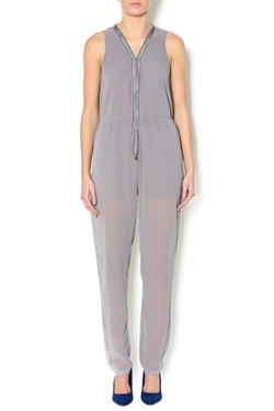 HYPR - Zipper Jumpsuit