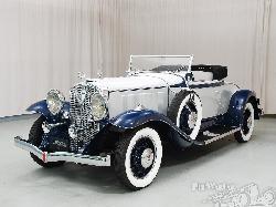 Studebaker - 1931 President Convertible Roadster