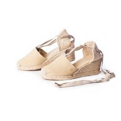 Viscata Barcelona - Classic Espadrilles Heel Sandals