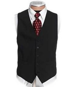 King Formal Wear - Classy Solid Vest
