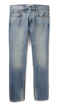 Marc by Marc Jacobs  - Low Rise Tapered Jeans