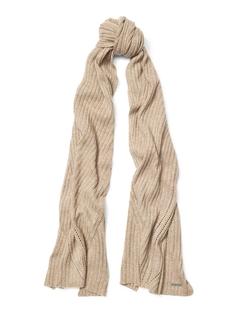 Ralph Lauren - Rib-Knit Wool-Blend Scarf