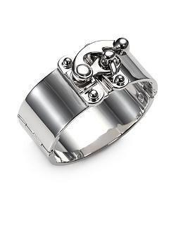 Eddie Borgo  - Hook Latch Cuff Bracelet