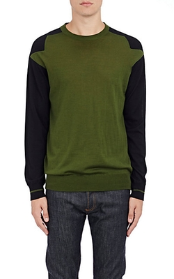 Givenchy - Colorblocked Sweater