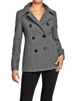 Old Navy - Wool-Blend Peacoats