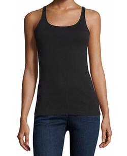 Eileen Fisher - Organic Cotton Slim Tank Top