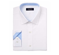 Nautica - Classic-Fit Dress Shirt