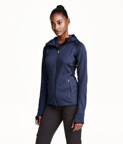 H&M - Hooded Fleece Jacket