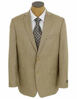 Ralph Lauren - Tan Pinhead Sport Coat