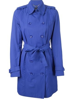 Armani Jeans - Belted Trench Coat