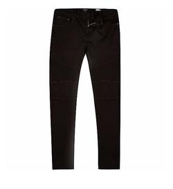 River Island - Sid Biker-Style Skinny Jeans
