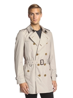Burberry - Twill Trench Coat