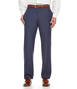 Ralph Ralph Lauren - Flat-Front Dress Pants
