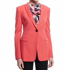 Armani Collezioni - Textured One-Button Slim-Fit Jacket