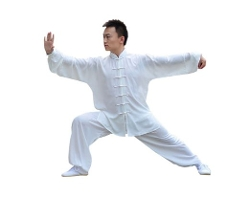 Bitablue - Unisex Chinese Martial Arts Tai Chi Uniform